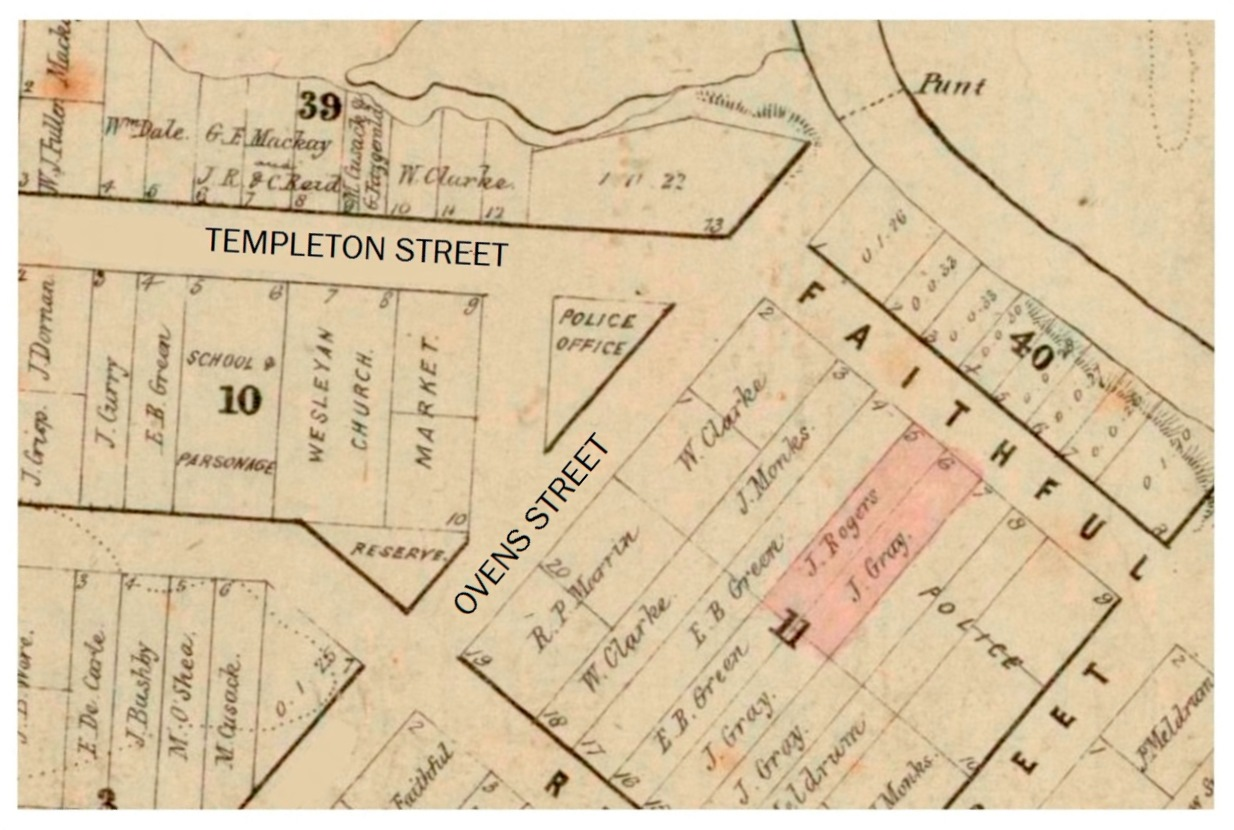 Trove Tuesday – Wangaratta 1863 – Part 5