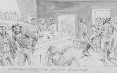 """Scenes of riot and debauchery"" – Dr Murphy's letter"