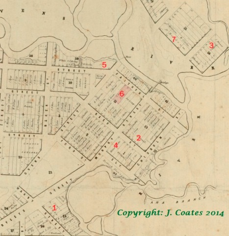 wangaratta-hotel-locations-1863-notated-for-blog with copyright symbol