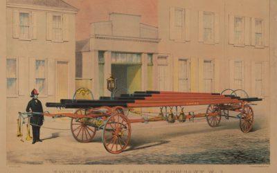 Wangaratta Fire Brigade Origins