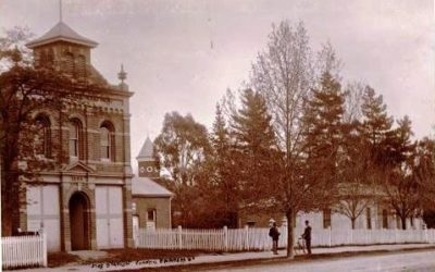 On This Day in Wangaratta – 24th January 1896