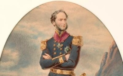 Sir Charles Hotham and the good citizens of Wangaratta